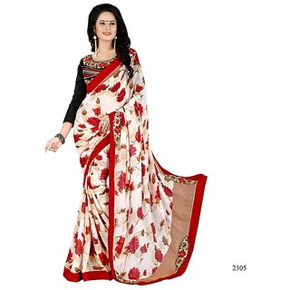9e6c23d667 Buy Leela Creators Purple Brocade Embroidered Saree With Blouse Online -  Get 31% Off