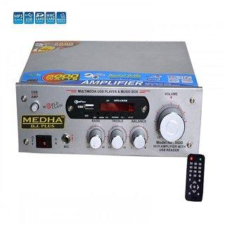 Medha Hifi Amplifier With Digital Media Player