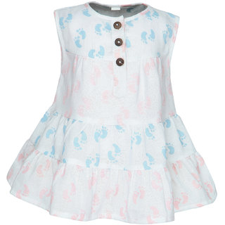 Nino Bambino Organic Cotton Muslin Dress