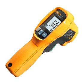 Fluke 62 Max Infrared Thermometer (Temp Range -30C to 500C, Thermopile 8-14m)