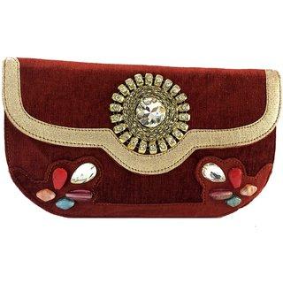 Maison Ethnic swed sling bag