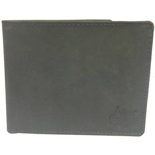 Allen cooper Leather Wallet AC901E Green Color