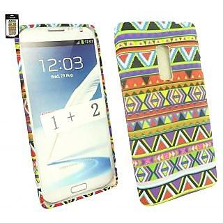 Emartbuy OnePlus 2 / OnePlus Two Gel Skin Case Cover Aztec