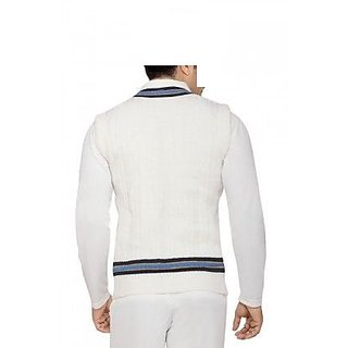 3e24884c84f7 Buy Cricket sweater Full Sleeve -L Online - Get 14% Off