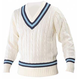 Cricket sweater  Full  Sleeve -L