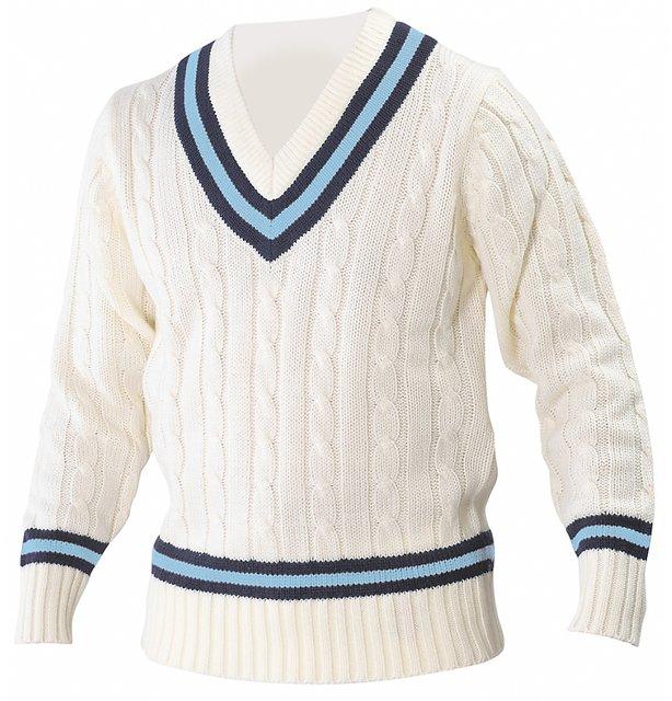 24ea3b5a6c Cricket sweater Full Sleeve -L