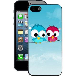 Instyler Digital Printed Back Cover For Apple I Phone 4S Ip4SDs-10028