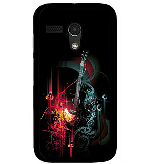 Instyler Digital Printed Back Cover For Moto G MOTOGDS-10054