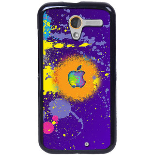 Instyler Digital Printed Back Cover For Moto X MOTOXDS-10013