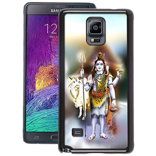 Instyler Digital Printed Back Cover For Samsung Galaxy Note Edge SGNEDS-10024