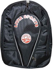 Livia 360-1 2.5 L Medium Backpack (Black, Size - 540)