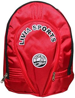 Livia 360 2.5 L Medium Backpack (Red, Size - 540)