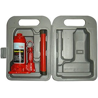 Big Bull Hydraulic Bottle Jack With Blow Case 2 Ton