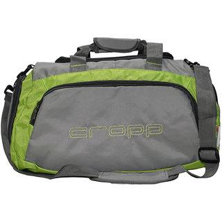 Cropp Ultra Light Travelling Bag Soft Made Green