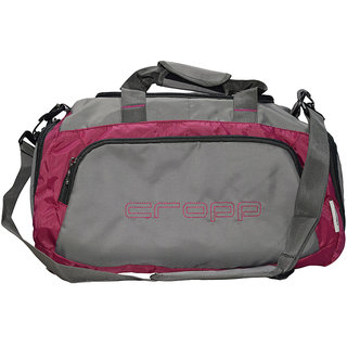Cropp Ultra Light Travelling Bag Soft Made Pink