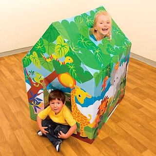 Intex branded Kids Fun Cottage Tent