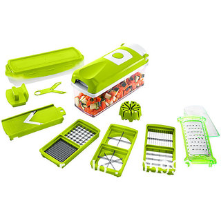 Urban Living-Vegetable-Nicer-Cutter-Multi-Chopper-Dicer