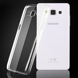 Mussa Back Cover for Samsung Galaxy A7 (Transparent)