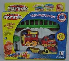 Play Train Cartoon Series Toy Train