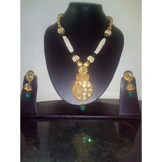 Jhanvis  Beautiful Pendant  Set