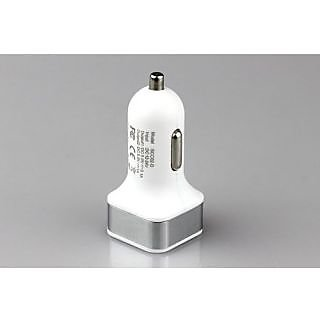 Dual USB Car Mobile Charger