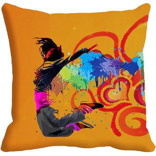 meSleep Abstract 3D Cushion Cover (16x16)