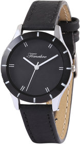 Timebre In Vogue Women Black Casual Analog Watch