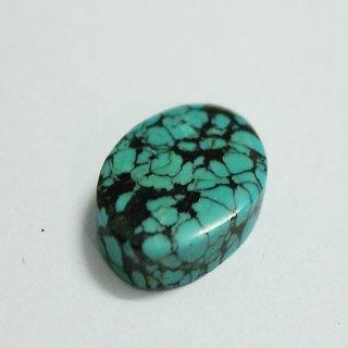 ruchiworld firoza gemstone  tibetan turquoise gemstone 6.72 carats