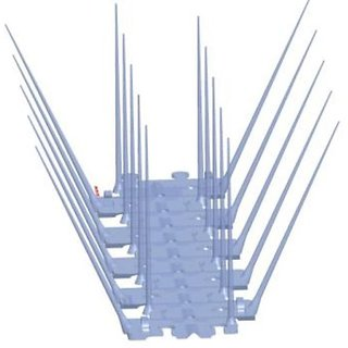 Spikes for Birds - Pigeon Spikes, Bird Control Spikes (60 Pcs Pack)