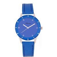 Timebre Tremendous Women Blue Casual Analog Watch