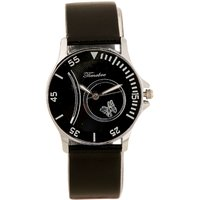 Timebre Groovy Women Black Fly Casual Analog Watch