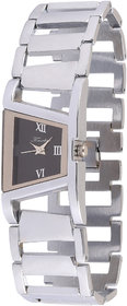 Timebre Pretty Women Original Brass Black Analog Watch