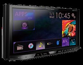 Pioneer - Avh X8690 Bt - 7 Inch Touch Screen Panel Display Dvd Player