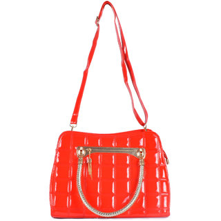 Tohfawala Red Hand Bag
