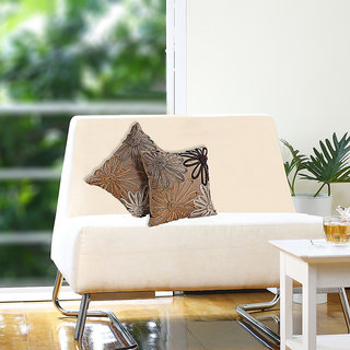 Eyda Satin Tape Cushion Cover (8904207100391)