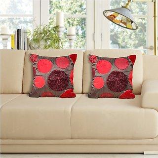 Eyda Ribbon Spot Cushion Cover (8906028302619)