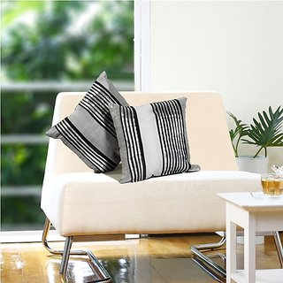 Eyda Pleated Ribbon Cushion Cover (8906028304873)