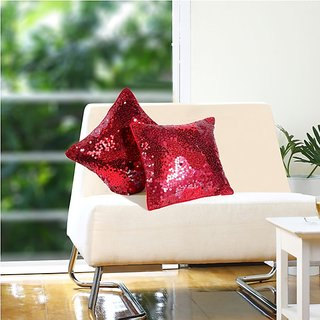Eyda Glamour Sequin Cushion Cover (8906028308666)