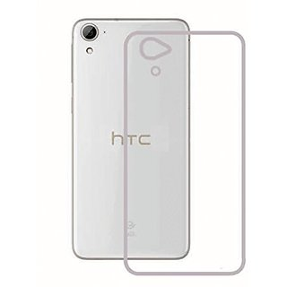 MussaTransparent Silicon Cover for HTC Desire 826