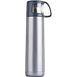 Vacuumized Travel 500 ml Flask (Pack of 1 Blue)