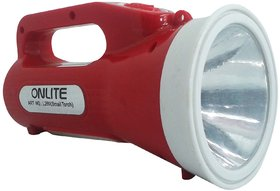 VRCT Handy Handle Torch Rechargable Emergency Light L260