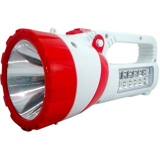 VRCT Handy Handle Torch With Led Rechargable Emergency Light 540 N