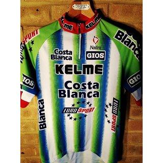 Buy Kelme Costa Blanca Nalini Retro Team Cycling Jersey Online   ₹2999 from  ShopClues 976ff53af