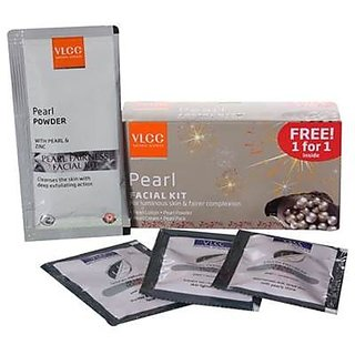 Pearl Facial Kit B1G1 Offer-CNC