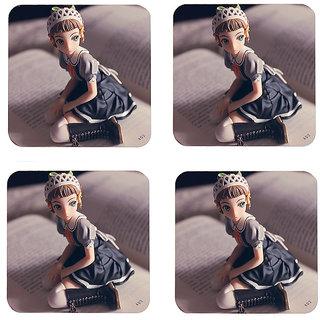 Instyler Digital Printed Tea Coasters (TCRDS-10211)