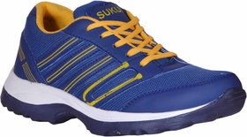 Sukun Men's Multicolor Running Shoes