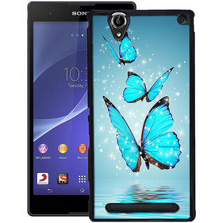 Instyler Digital Printed Back Cover For Sony Xperia T2 SonyT2Ds-10027