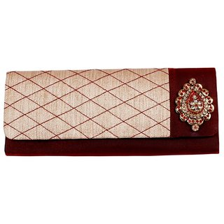 Ethnic Designer Clutch Purse