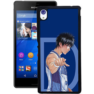 Instyler Digital Printed Back Cover For Sony M4 SonyM4Ds-10065