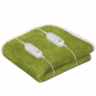 Akash Ganga Warmland Green Electric Double bed Warmer (AEB13)